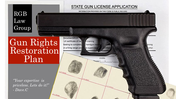 Gun Rights Restored - Record Review & Plan
